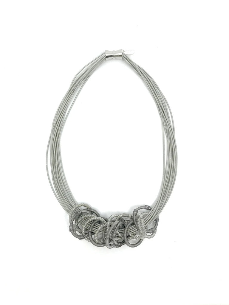 SL Twisted Texture Necklace