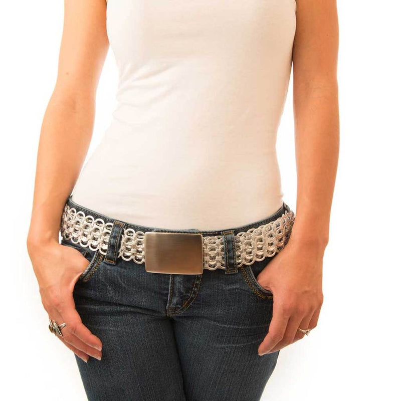 Pop Top Laylon Belt