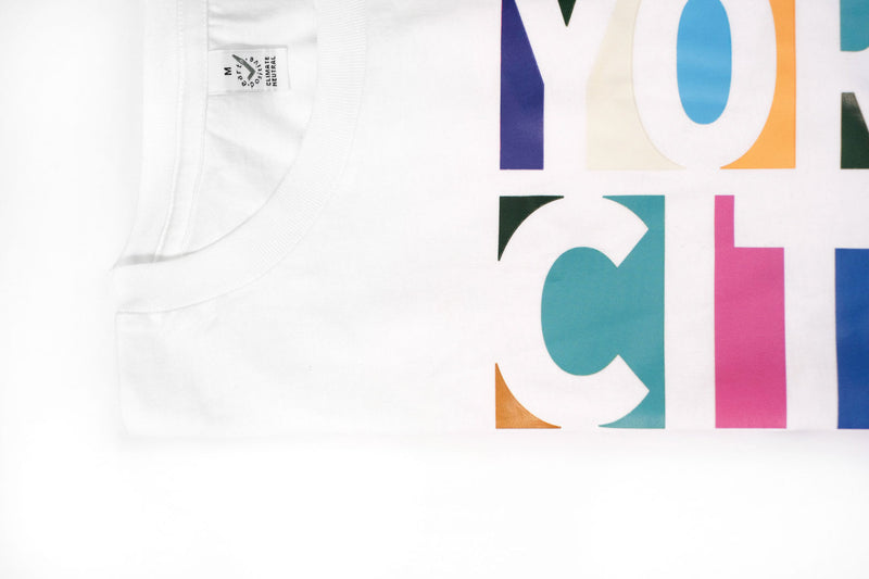"Logo T-Shirt ""World Peace"" white Erw. & Kids"
