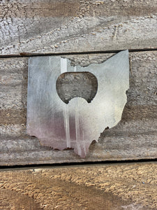 Ohio State Bottle Opener