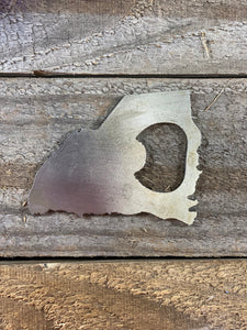 South Carolina State Bottle Opener