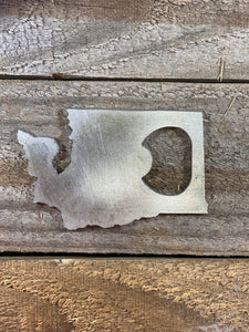 Washington State Bottle Opener