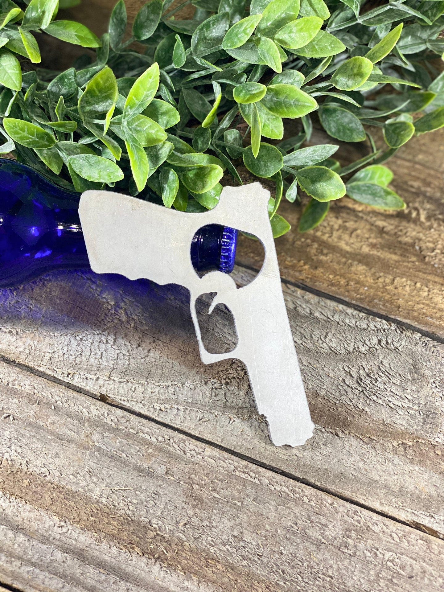 9 mm Bottle Opener