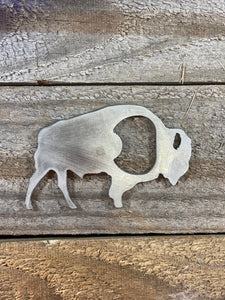 Buffalo Bison Bottle Opener
