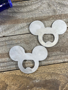 Mickey Mouse Head Bottle Opener