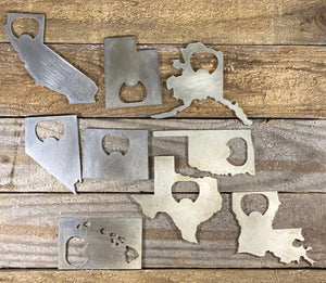 State Bottle Opener - Choose Your State