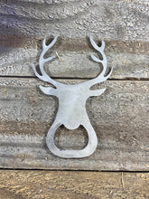 Load image into Gallery viewer, Deer Head Bottle Opener