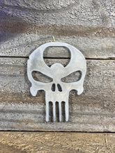 Load image into Gallery viewer, Punisher Skull Bottle Opener
