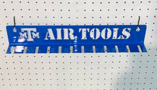Load image into Gallery viewer, Air Tool Holder Rack | Air Tool Organizer | Customizable