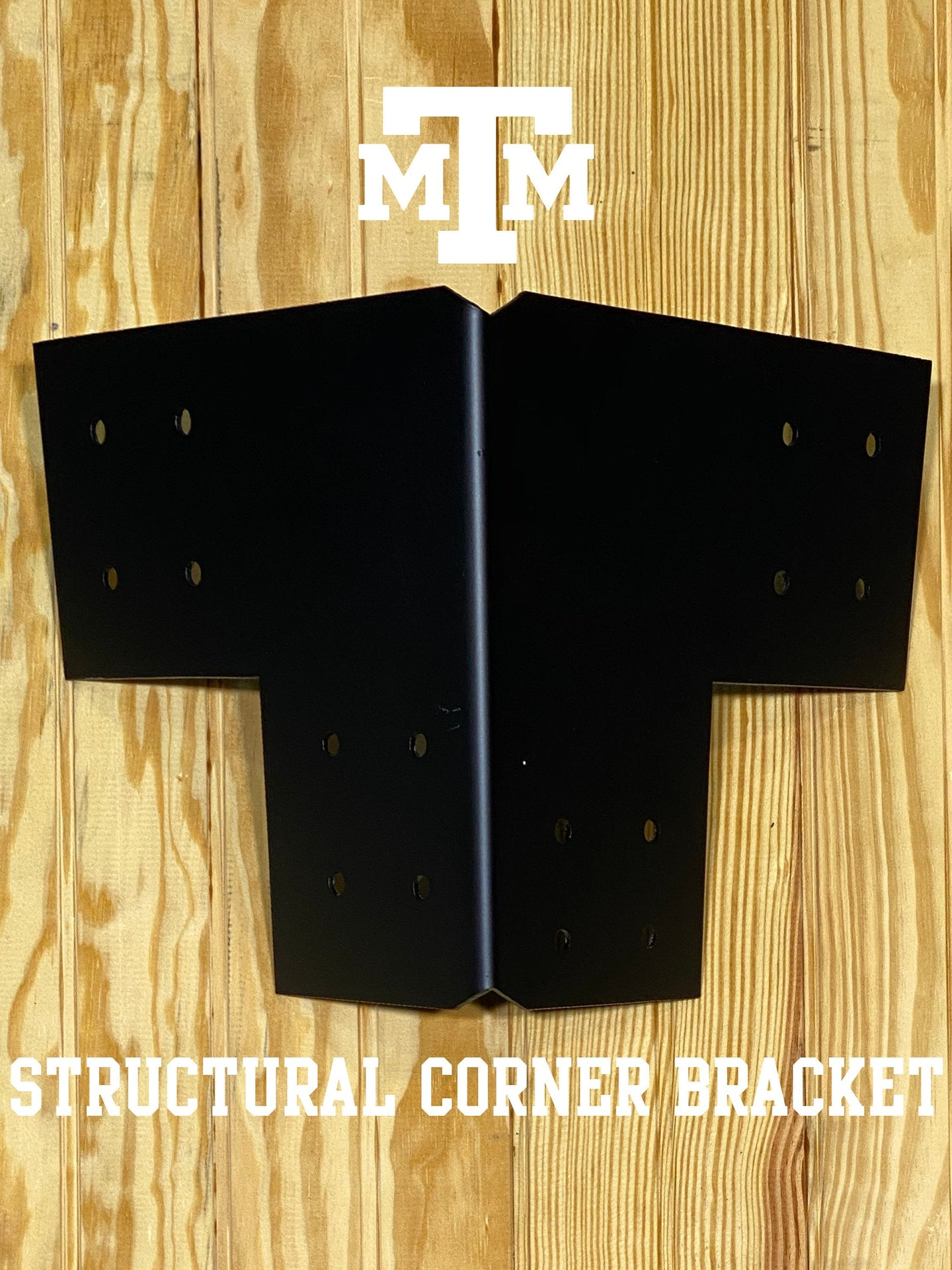 Structural Design Corner Bracket for 8