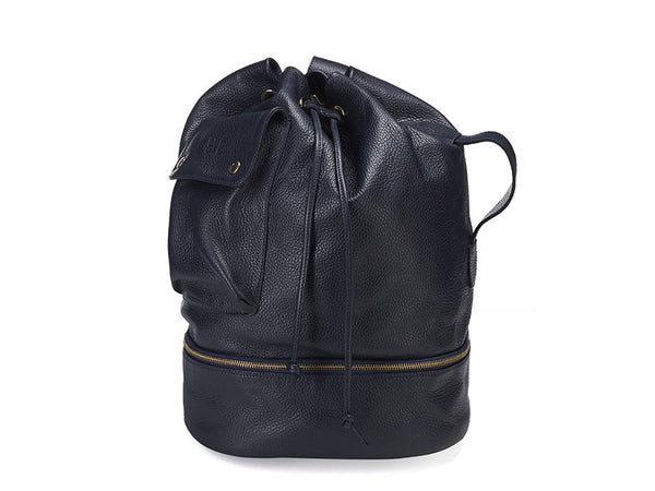 Leather City Sac / Blue
