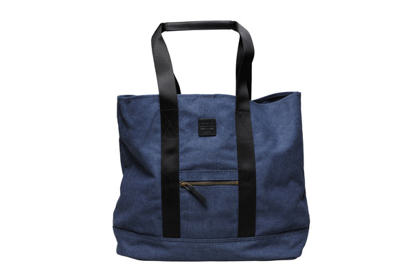 """Porto"" Canvas Carry All / Blue"