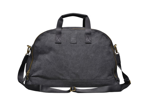 Canvas Daytripper Bag / Anthracite