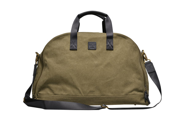 """Amsterdam"" Canvas Daytripper Bag / Olive"