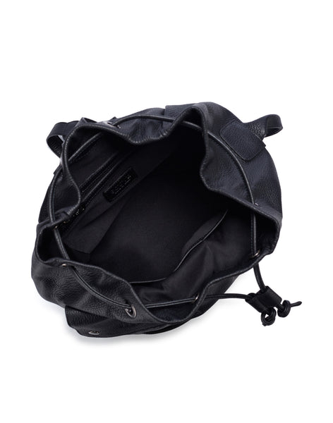 Leather City Sac / Black