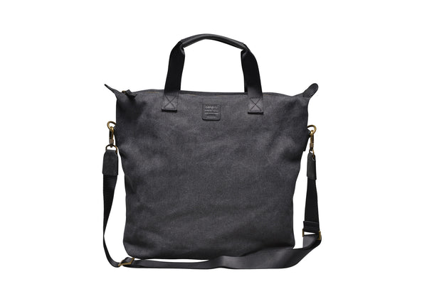Canvas Tote Bag / Anthracite