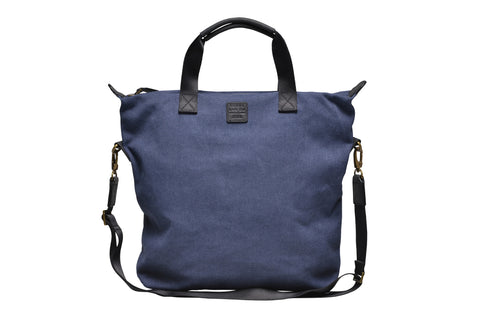 Canvas Tote Bag / Blue