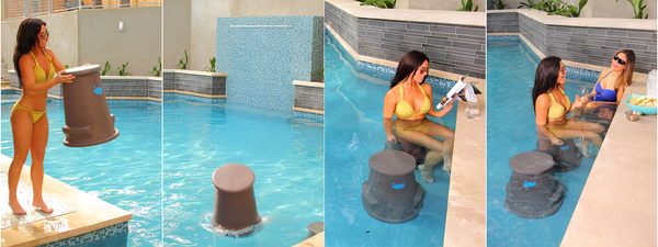 Liquidseat - Pool bar stool, Pool Seats, Pool Seating