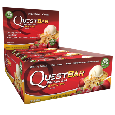 Quest, Apple Pie - Box of 12