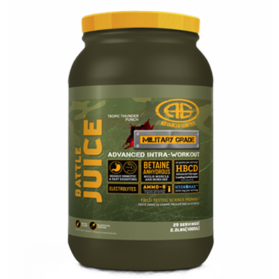 *Advanced Genetics, BATTLE JUICE 2.2lb
