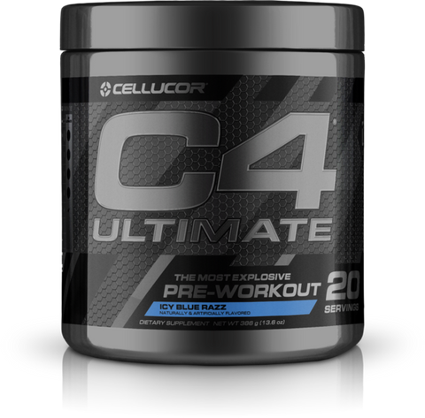 ***Cellucor, C4 Ultimate (20 Servings)-$49.92