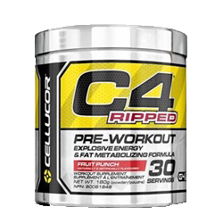 **Cellucor C4 Ripped, 30 Serving