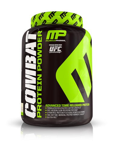 Combat Protein Powder 4lb- Muscle Pharm