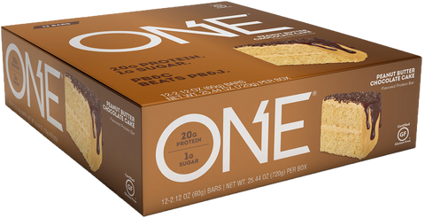 ***Oh Yeah One Bar Peanut Butter Chocolate Cake - $39.99