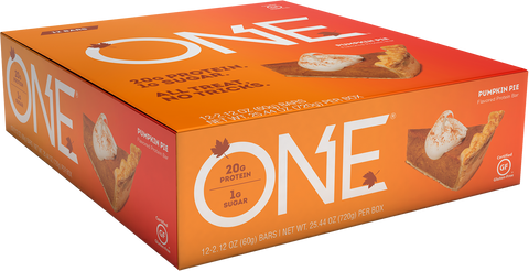 ***Oh Yeah One Bar Pumpkin Pie - $29.99