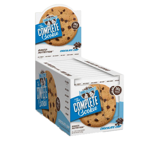**FREE SINGLE COOKIE with The Complete Cookie 12-2oz Cookies per Case