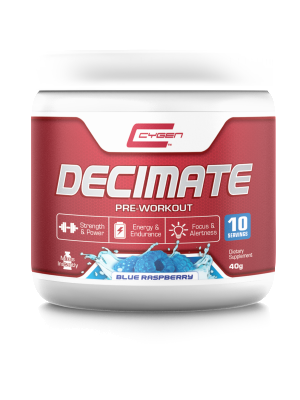 Cygen DECIMATE Trial Size (10 Serving)