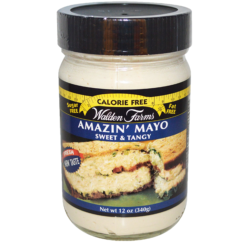 ***Walden Farms -Amazing Mayo 340mL
