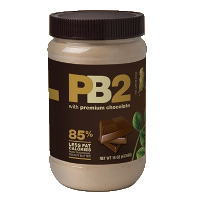 ***PB2 POWDER PEANUT BUTTER, 453g (1lb Jar) - Chocolate