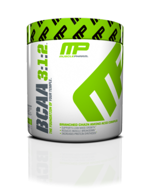 **MusclePharm BCAA 3.1.2, 215g