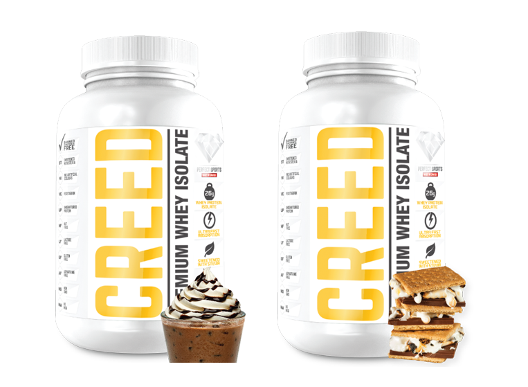 CREED 1.6LB DUAL PACK