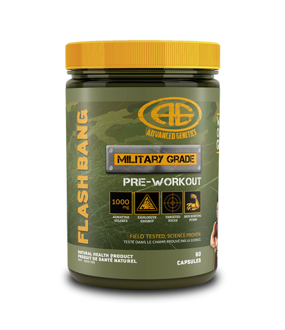 Advanced Genetics, Flash Bang (60 capsules)