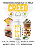 ***Perfect Sports, Creed 4.4lb $64.99