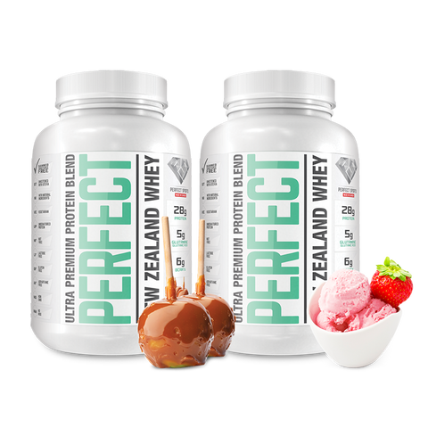 **Dual Pack Perfect Whey 2lbs!