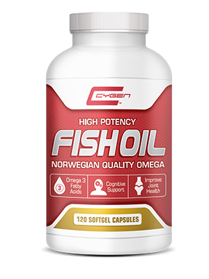 Cygen, FISH OIL (120 Softgels)