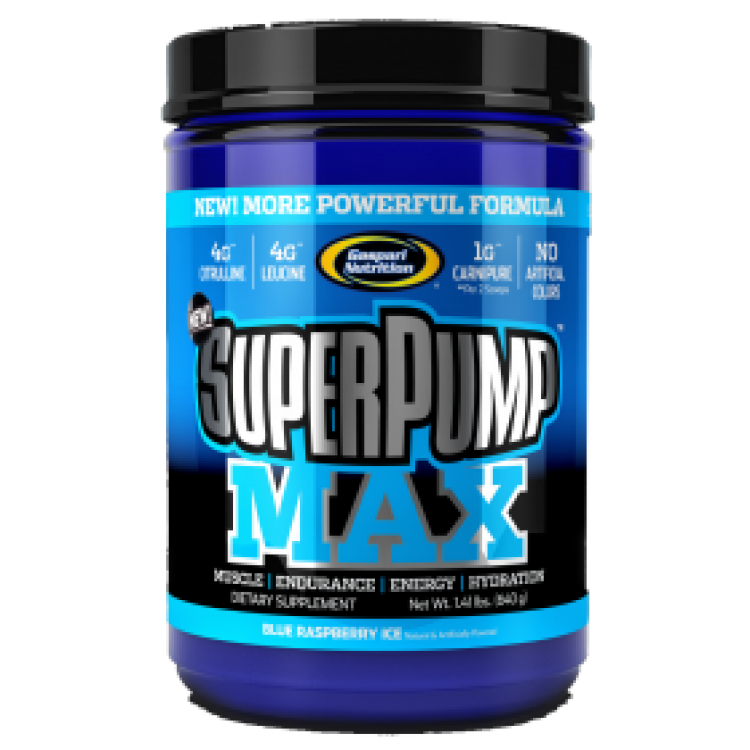 **Gaspari Super Pump Max-40servings