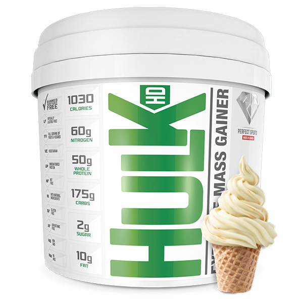 Hulk HD 10lb Mass Gainer
