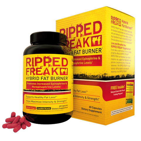 ***RIPPED Freak (60 capsules) - PharmaFreak