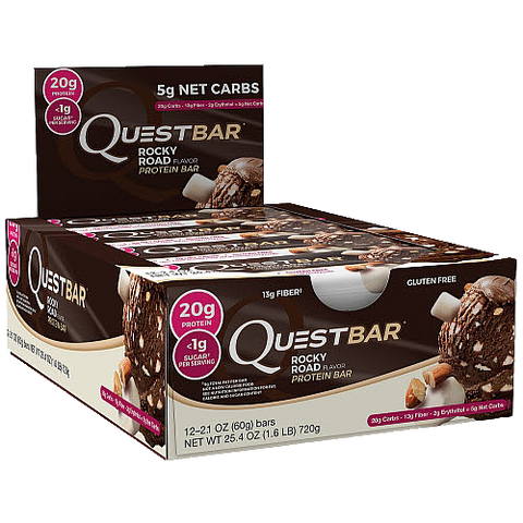 Quest, Rocky Road - Box of 12