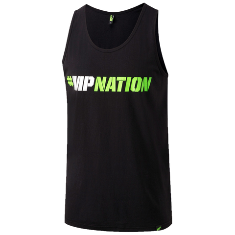 MusclePharm Tank-#MPNATION
