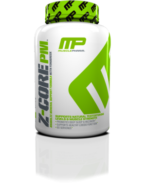 MusclePharm Z-Core PM, 60 Caps