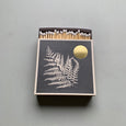 Luxury Letterpress Matches - Fern / Yoga