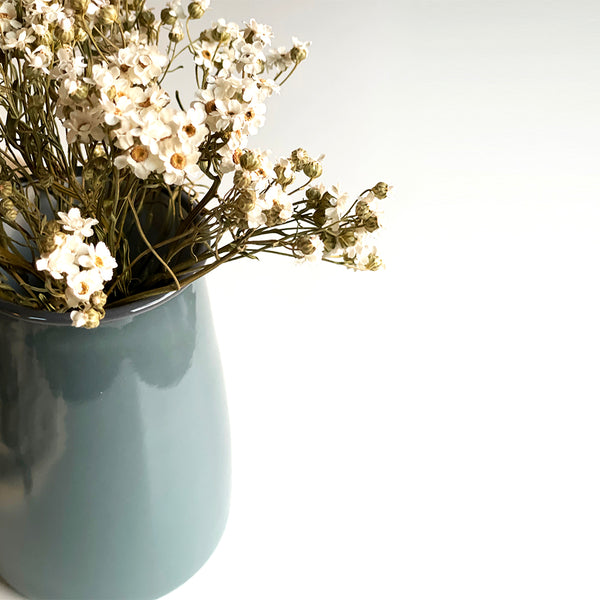 Enamel Utensil Pot by Falcon
