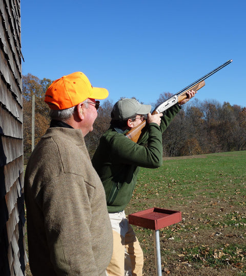 Nilo Farms Part 1: Clay Shooting