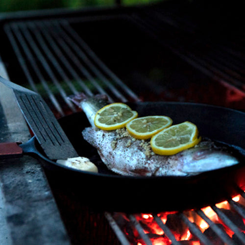 Fresh Catch | Pan Seared Lemon Butter Bass