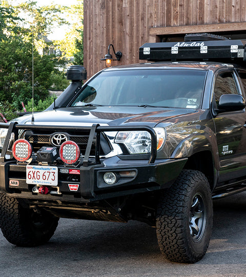 Overland Rig: Toyota Tacoma TRD Off-Road